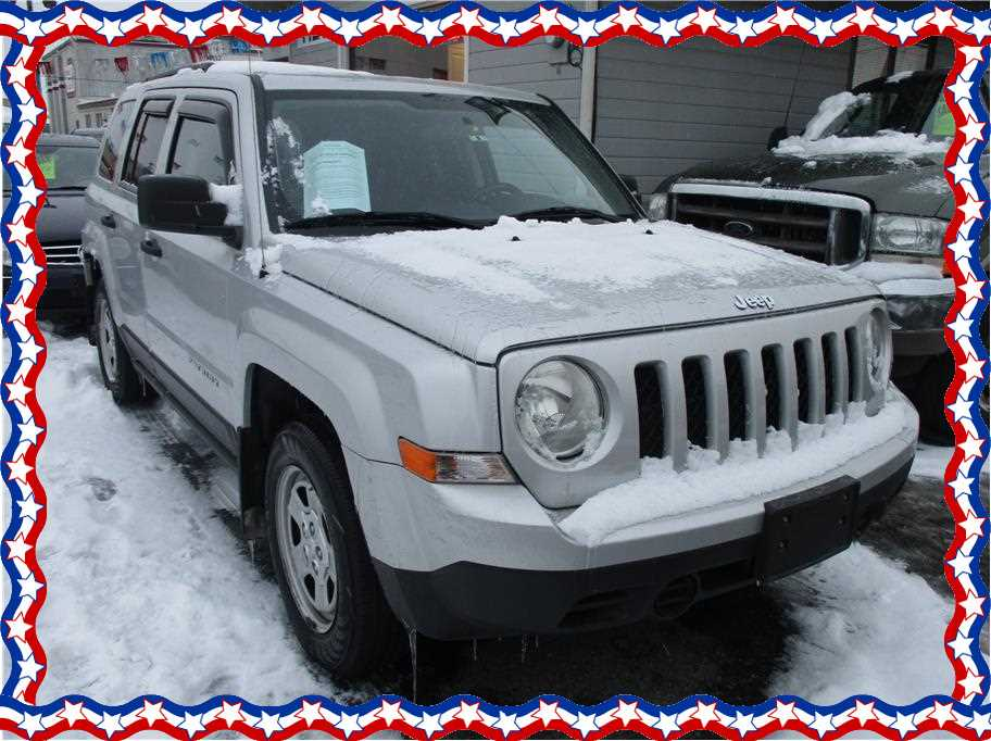 2012 Jeep Patriot from Affordable Auto Liquidators LLC
