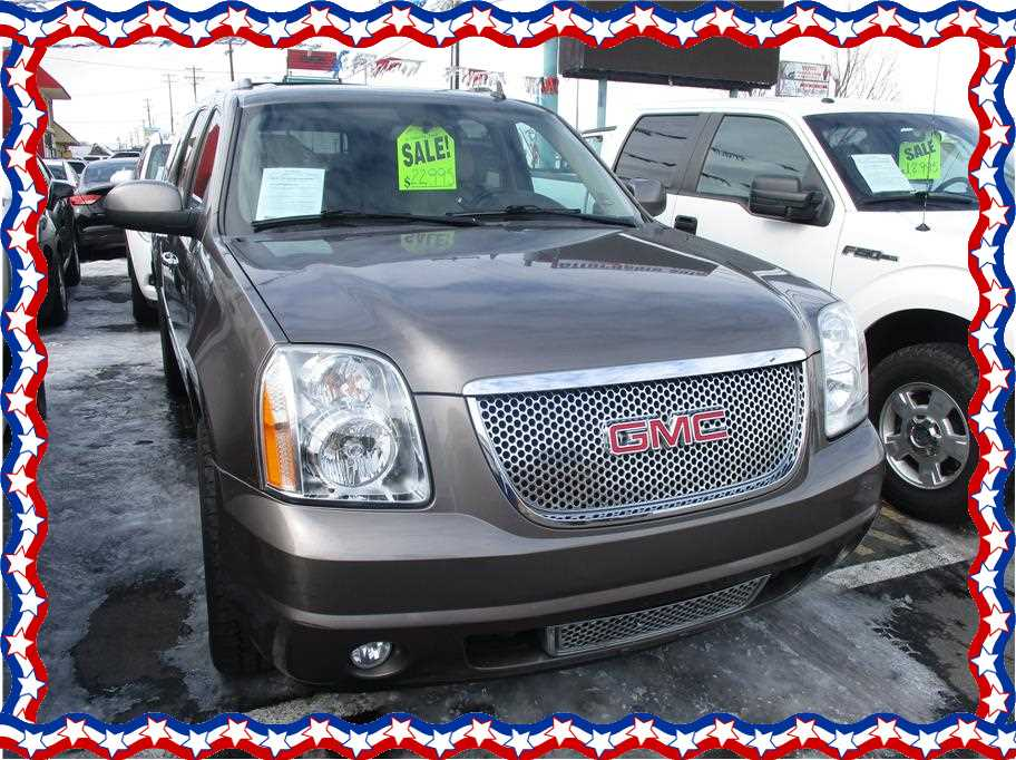 2013 GMC Yukon XL 1500 from Affordable Auto Liquidators LLC
