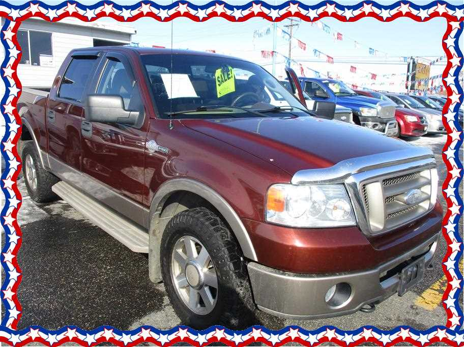 2006 Ford F150 SuperCrew Cab from Affordable Auto Liquidators LLC