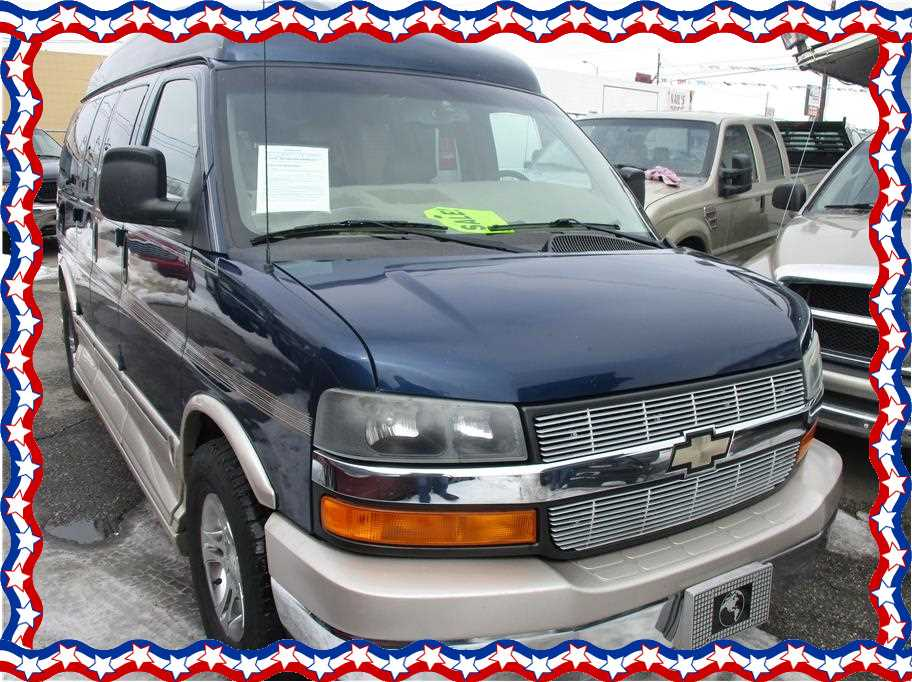 2003 Chevrolet Express 1500 Cargo from Affordable Auto Liquidators LLC