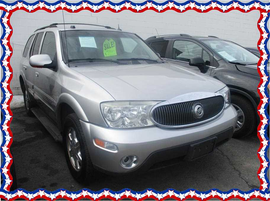 2005 Buick Rainier from Affordable Auto Liquidators LLC
