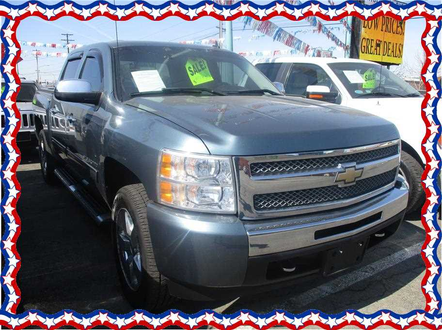 2010 Chevrolet Silverado 1500 Crew Cab from Affordable Auto Liquidators LLC