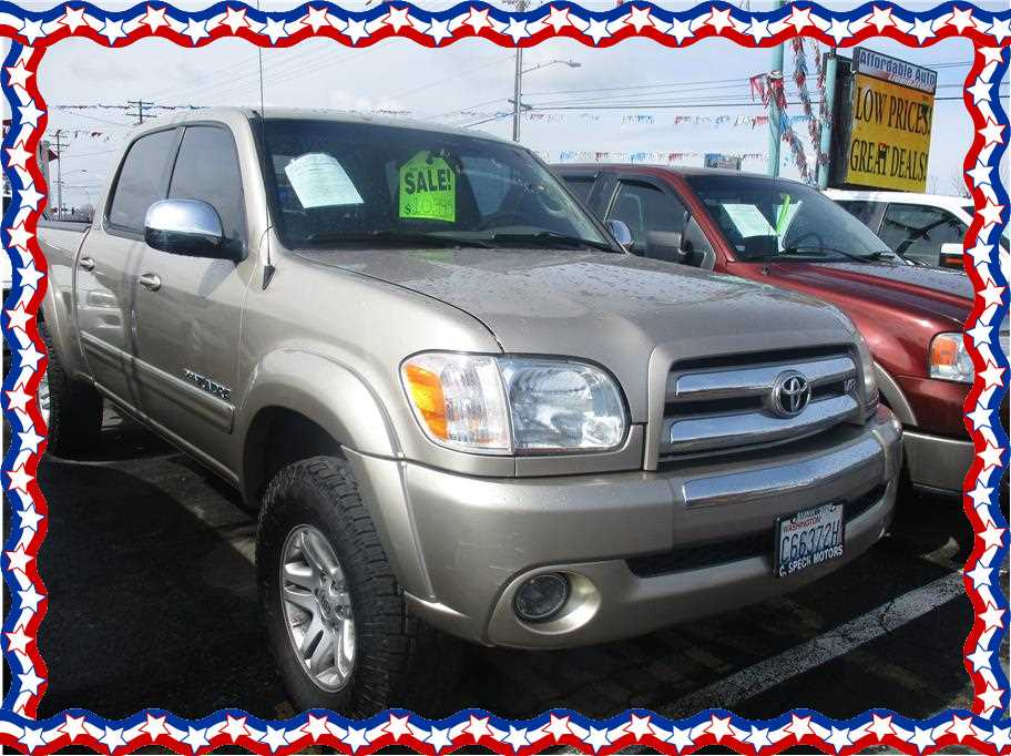 2005 Toyota Tundra Double Cab from Affordable Auto Liquidators LLC