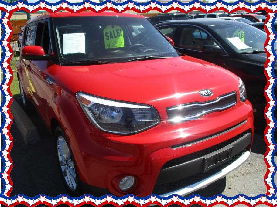 2018 Kia Soul from Affordable Auto Liquidators LLC