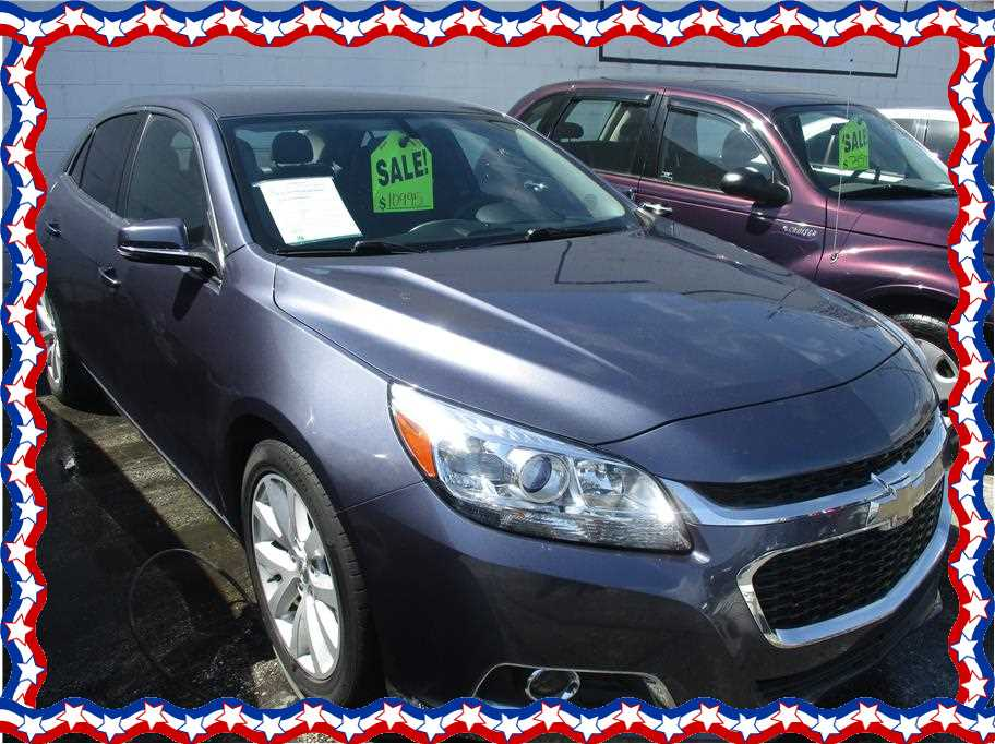 2014 Chevrolet Malibu from Affordable Auto Liquidators LLC