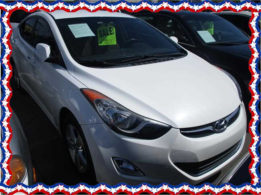 2012 Hyundai Elantra from Affordable Auto Liquidators LLC
