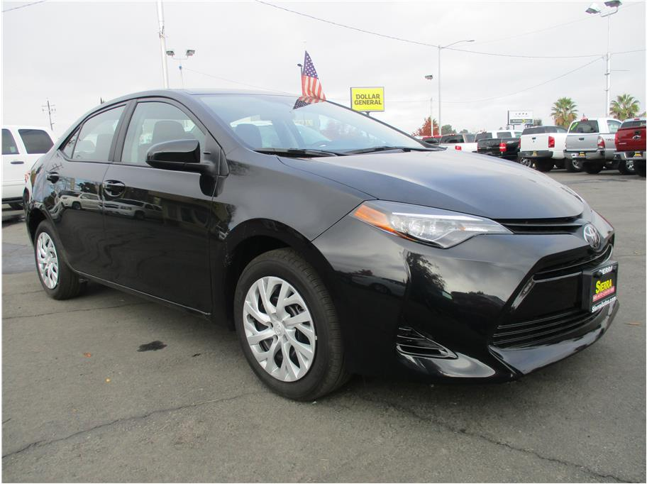 2019 Toyota Corolla from Sierra Auto Center Fowler