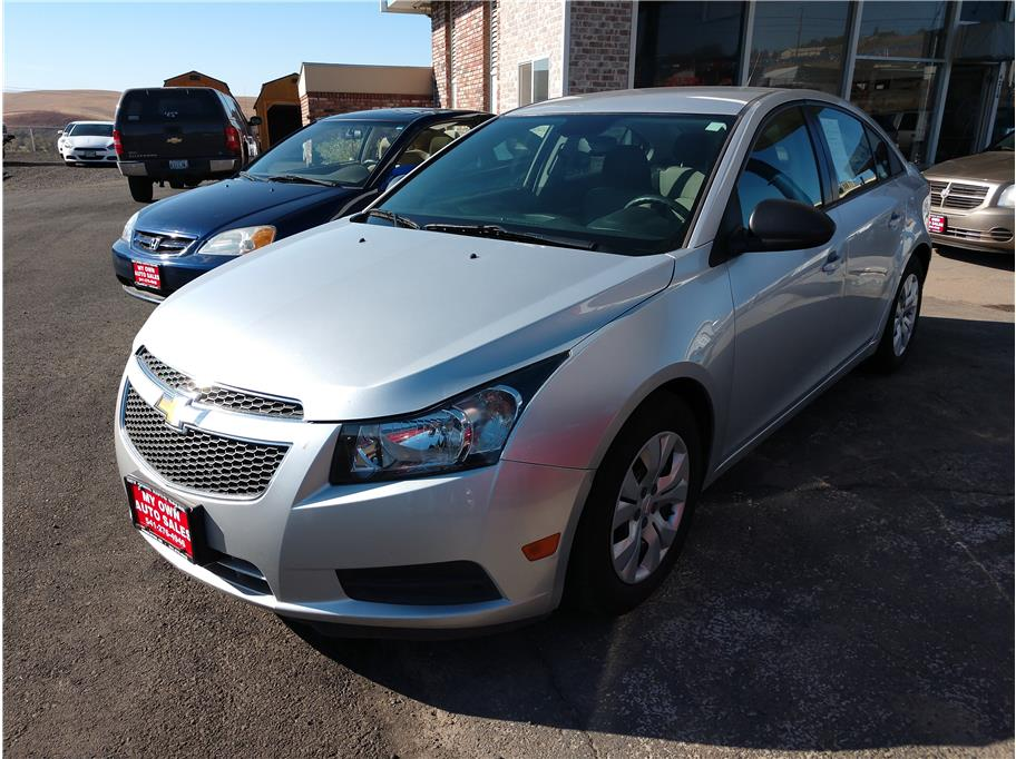 2014 Chevrolet Cruze from My Own Auto Sales