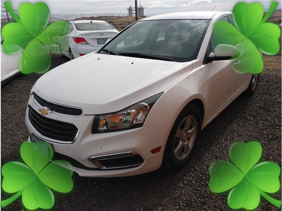 2015 Chevrolet Cruze from My Own Auto Sales