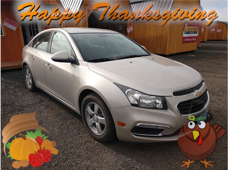 2016 Chevrolet Cruze Limited from My Own Auto Sales