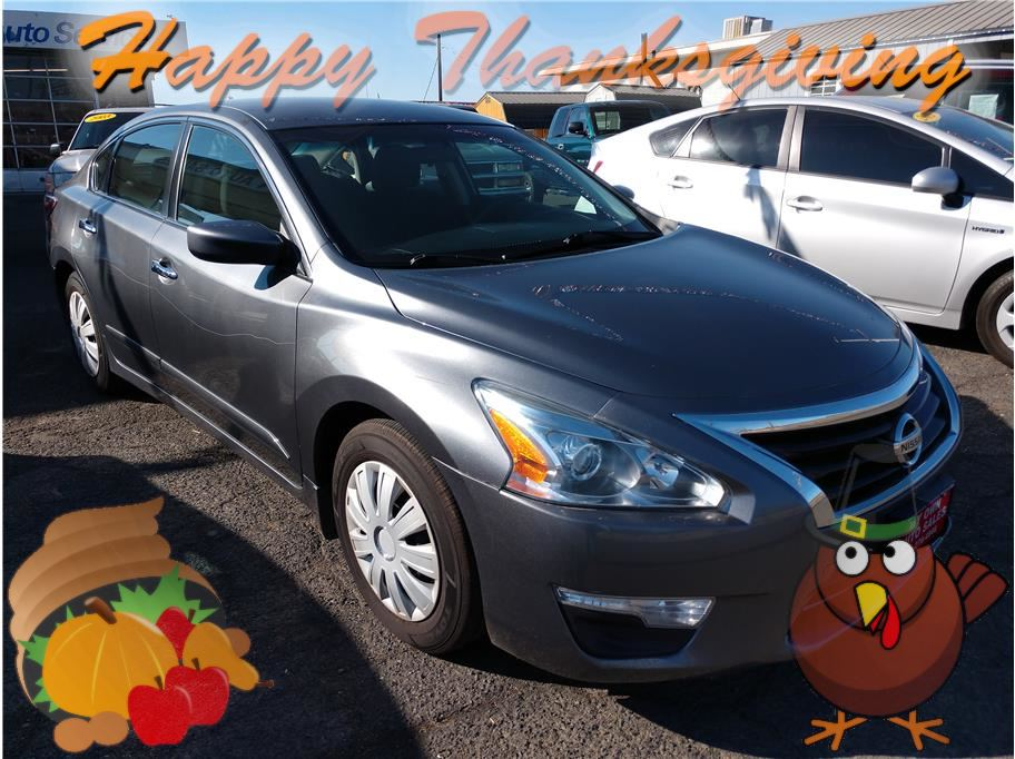 2014 Nissan Altima from My Own Auto Sales
