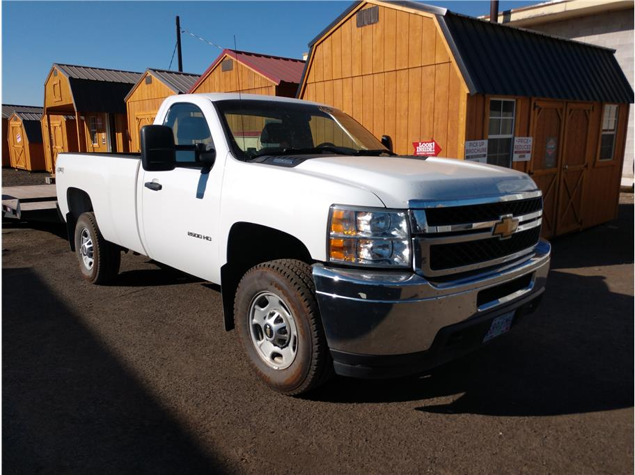 2012 Chevrolet Silverado 2500 HD Regular Cab from My Own Auto Sales