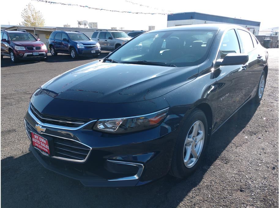 2017 Chevrolet Malibu from My Own Auto Sales