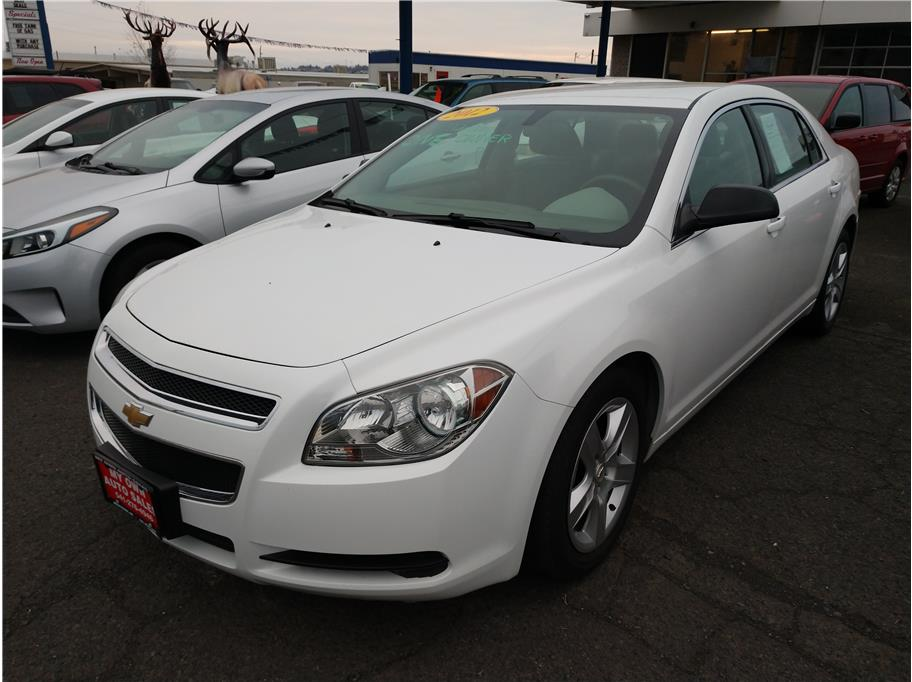 2012 Chevrolet Malibu from My Own Auto Sales