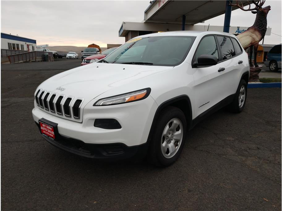 2014 Jeep Cherokee from My Own Auto Sales