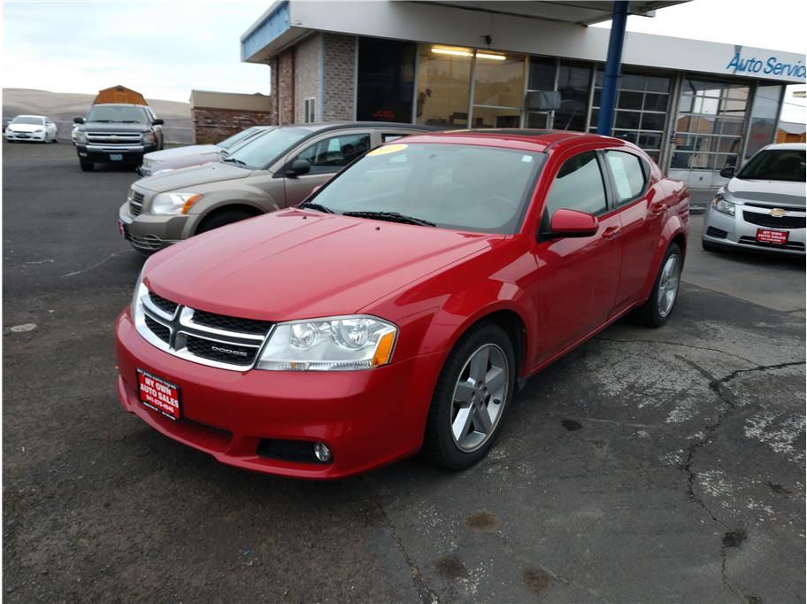 2011 Dodge Avenger from My Own Auto Sales