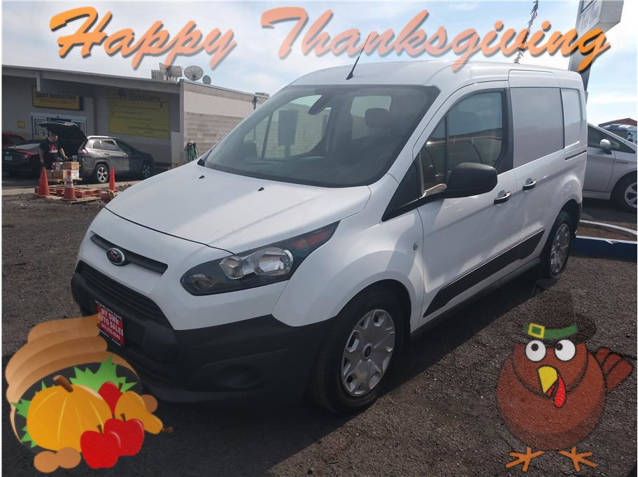 2016 Ford Transit Connect Cargo from My Own Auto Sales