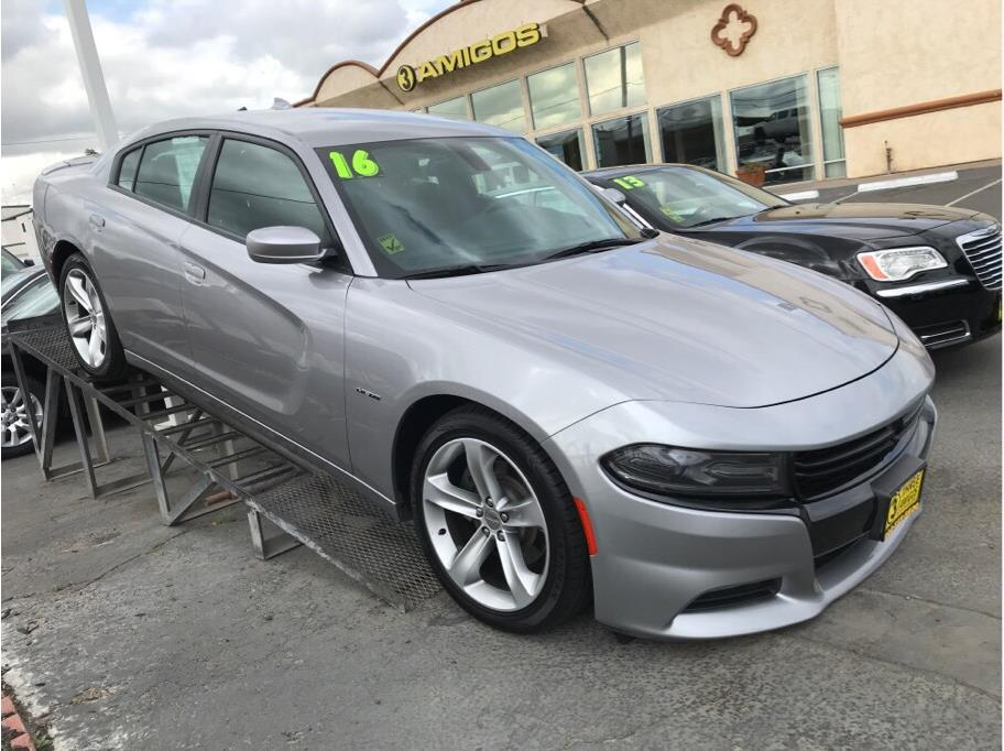 2016 Dodge Charger From Three Amigos Auto Center