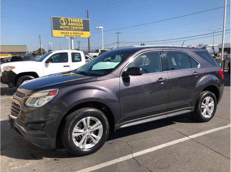 2016 Chevrolet Equinox from Three Amigos Auto Center