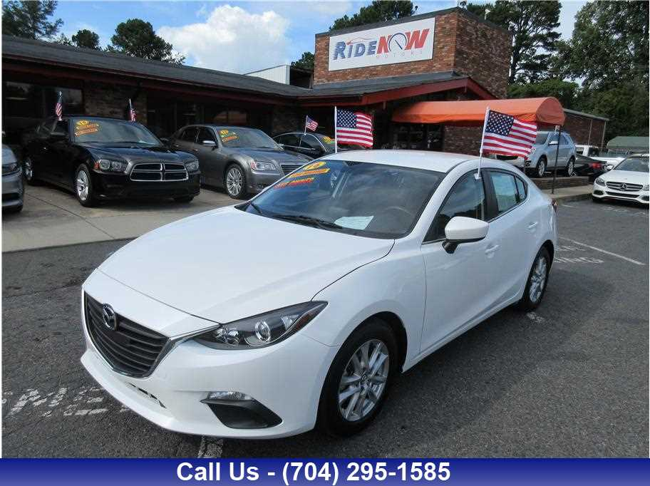 2016 Mazda Mazda3 From Ride Now Motors