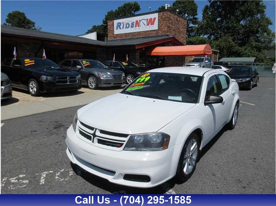 2014 Dodge Avenger From Ride Now Motors