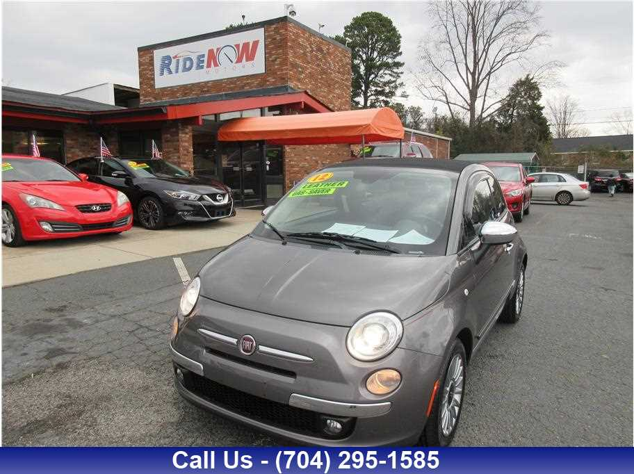 2012 FIAT 500 from Ride Now Motors