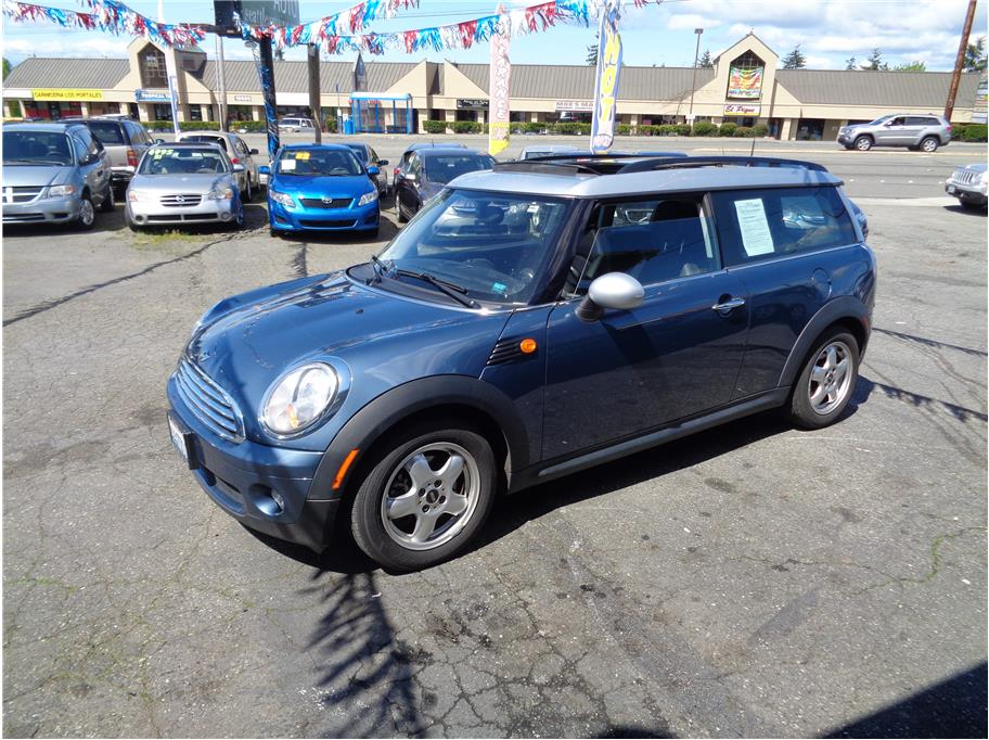 2010 MINI Clubman from seattle auto inc