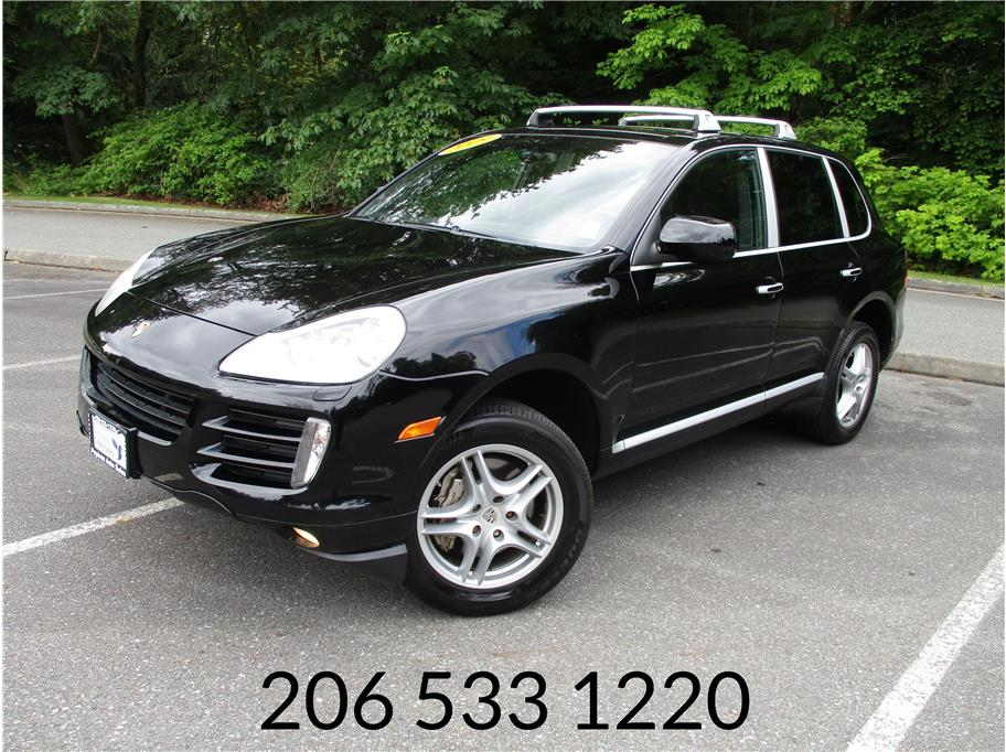 2009 Porsche Cayenne from Payless Auto Sales II