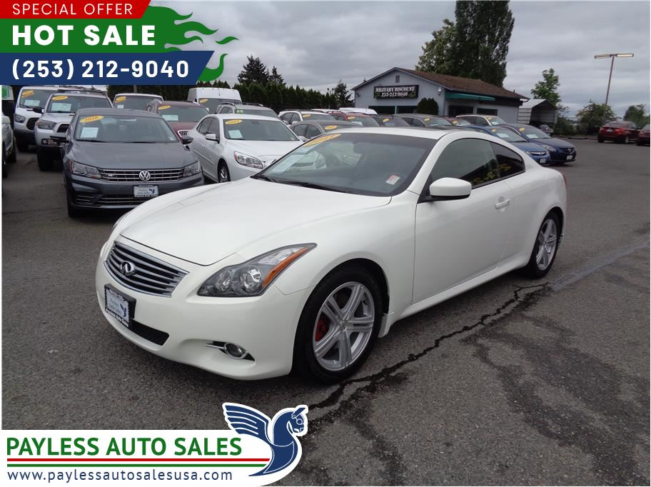 2013 Infiniti G from Payless Auto Sales II