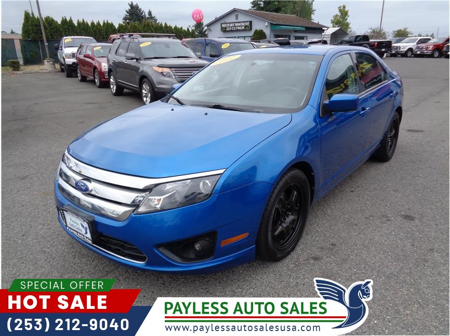 2011 Ford Fusion from Payless Auto Sales II