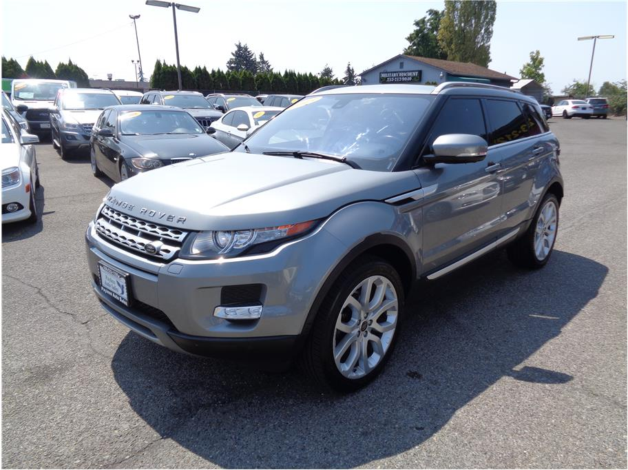 2013 Land Rover Range Rover Evoque from Payless Auto Sales II