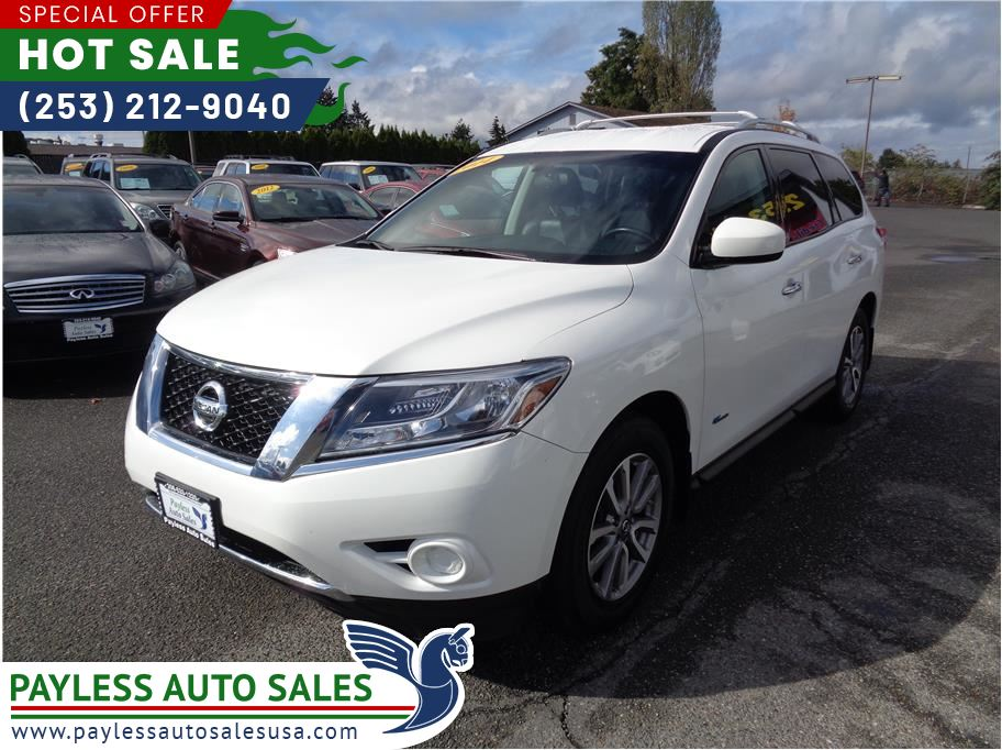 2014 Nissan Pathfinder from Payless Auto Sales