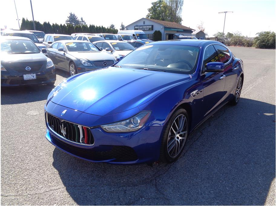 2014 Maserati Ghibli from Payless Auto Sales II