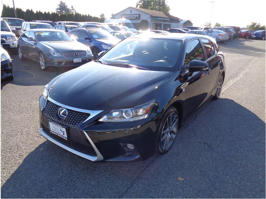 2014 Lexus CT from Payless Auto Sales II