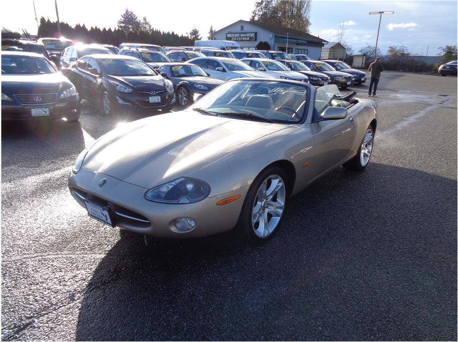 2004 Jaguar XK from Payless Auto Sales II