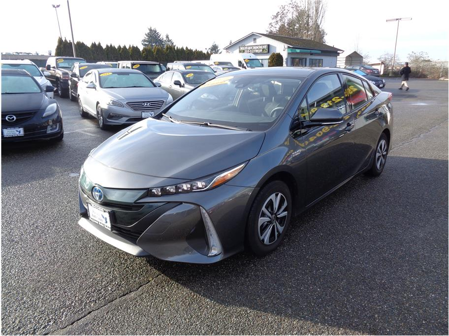 2017 Toyota Prius Prime from Payless Auto Sales II