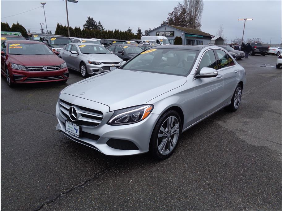 2015 Mercedes-Benz C-Class from Payless Auto Sales II