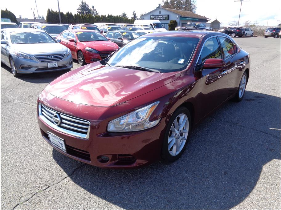 2013 Nissan Maxima from Payless Auto Sales II