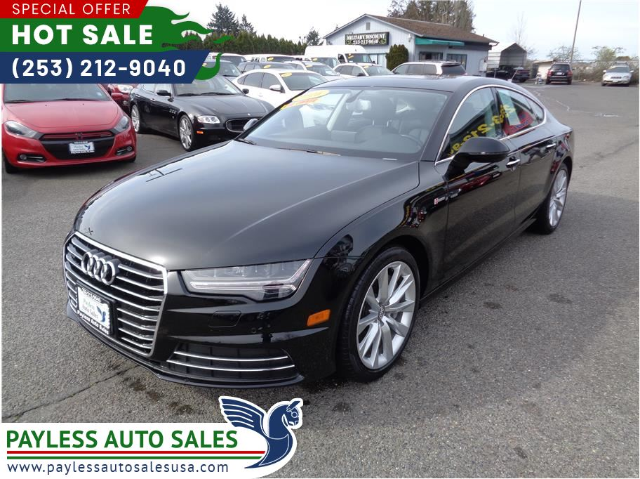2016 Audi A7 from Payless Auto Sales