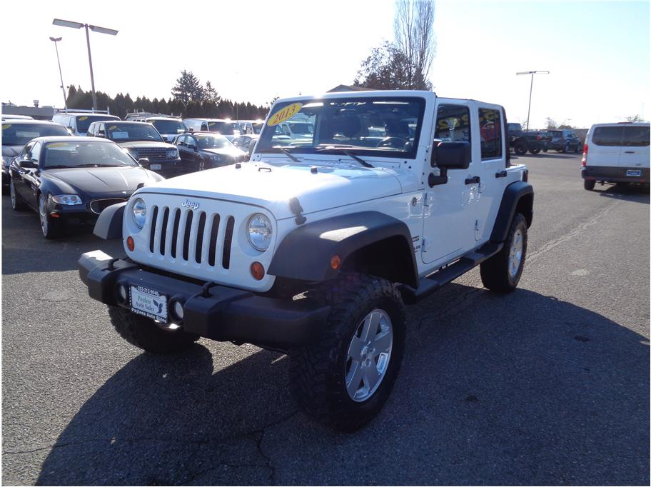 2013 Jeep Wrangler from Payless Auto Sales II