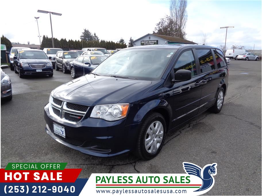 2016 Dodge Grand Caravan Passenger from Payless Auto Sales II