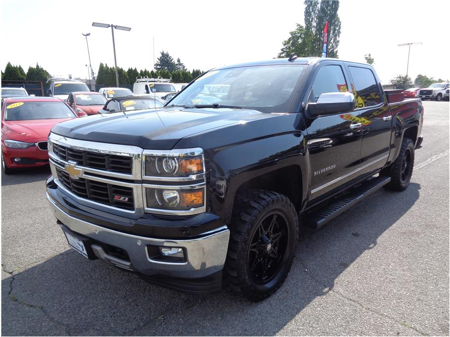 2014 Chevrolet Silverado 1500 Crew Cab from Payless Auto Sales II