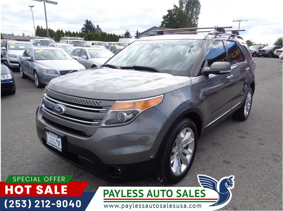 2013 Ford Explorer from Payless Auto Sales II