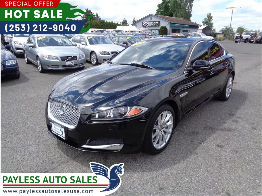 2013 Jaguar XF from Payless Auto Sales