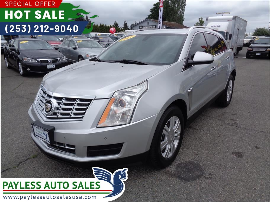 2013 Cadillac SRX from Payless Auto Sales II