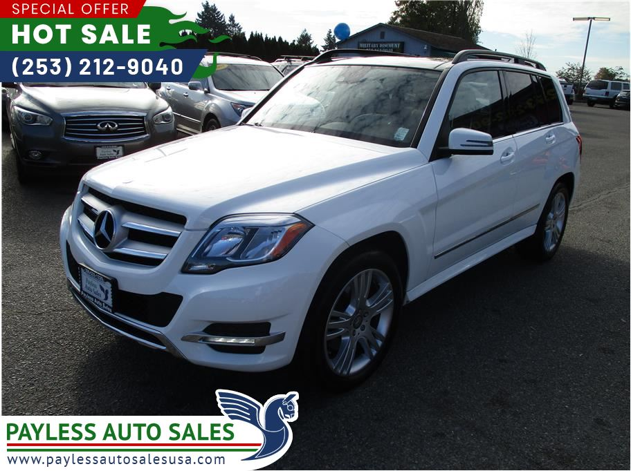 2013 Mercedes-Benz GLK-Class from Payless Auto Sales