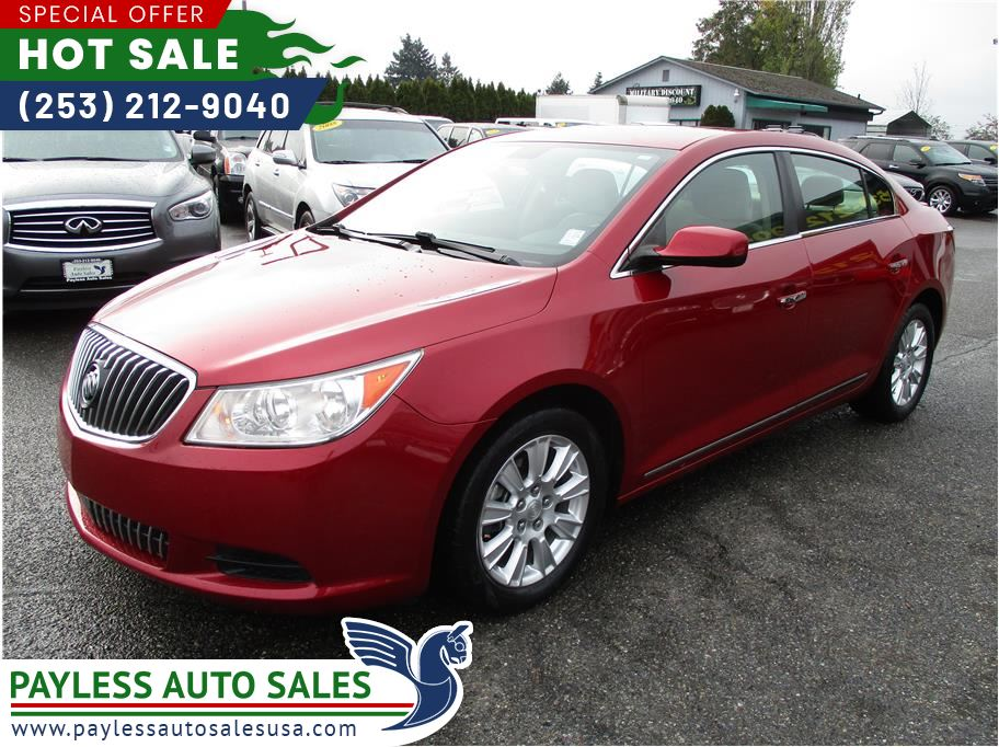 2013 Buick LaCrosse from Payless Auto Sales