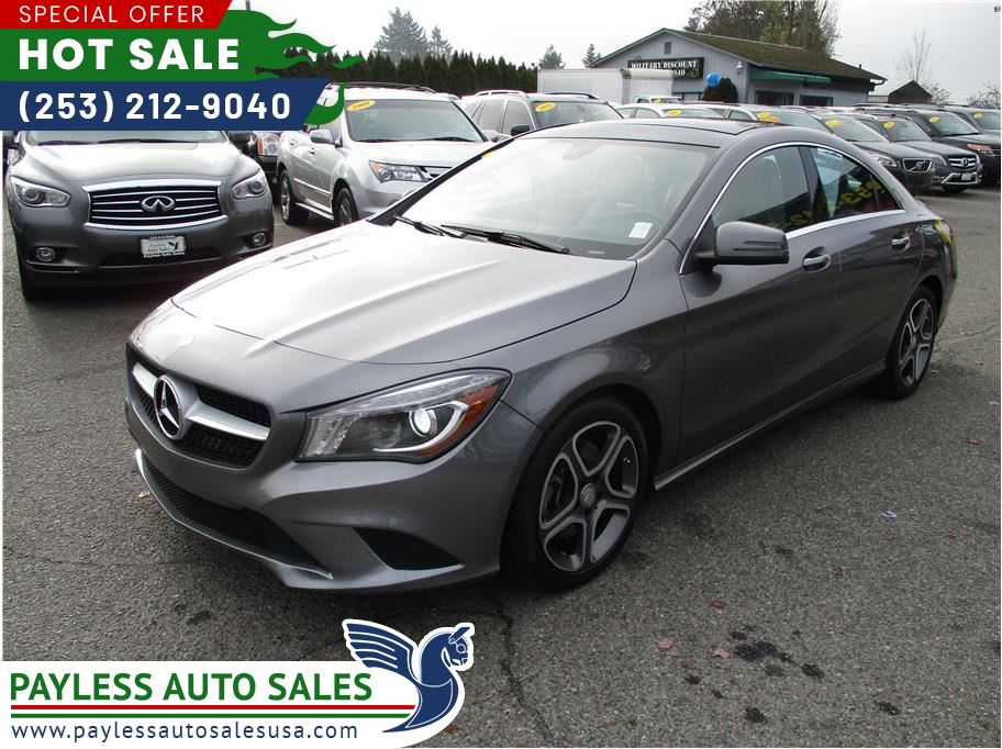 2014 Mercedes-Benz CLA-Class from Payless Auto Sales