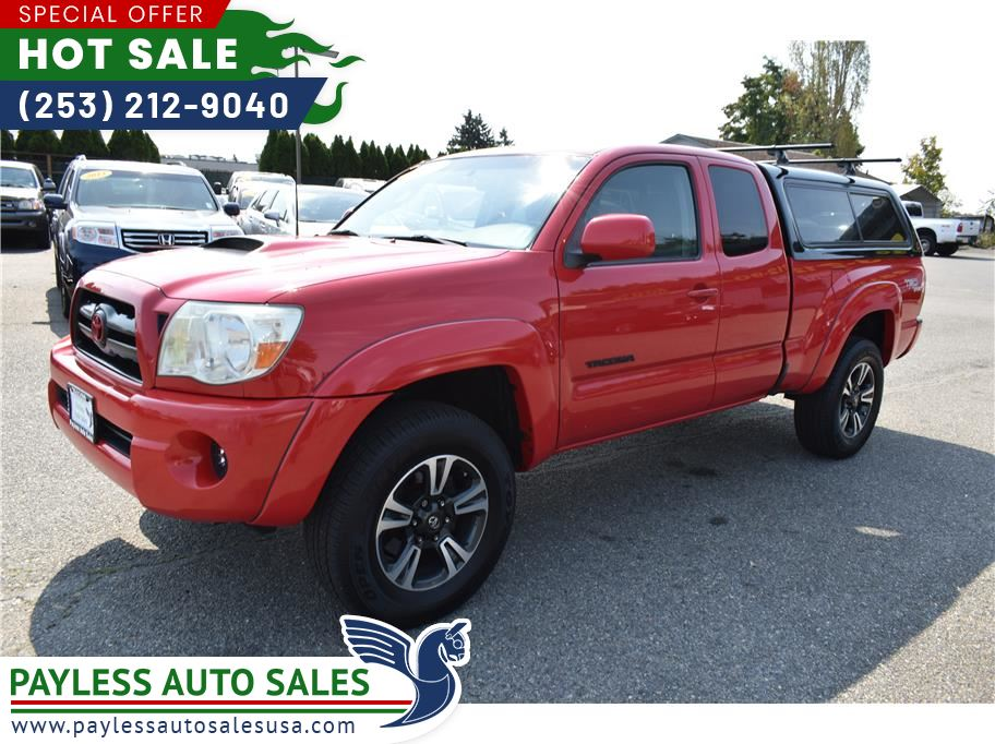 2007 Toyota Tacoma Access Cab from Payless Auto Sales