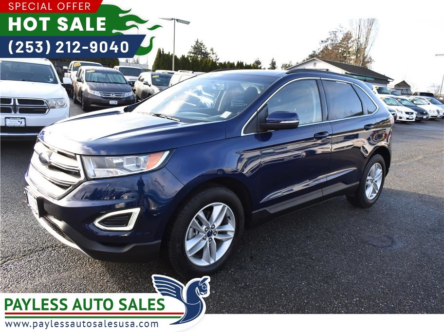 2016 Ford Edge from Payless Auto Sales